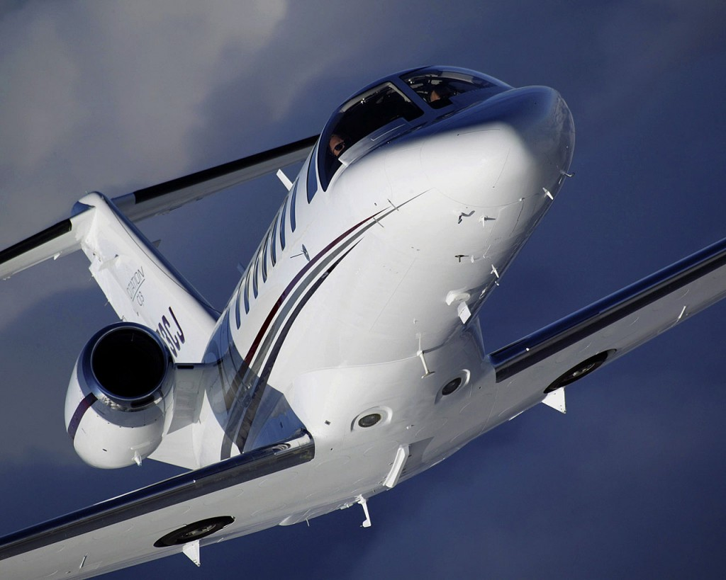 Private Jet Desert Jet
